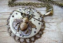 steampunk, gothic, gypsy, and other 'genres' of clothing / by Tierra Benjamin