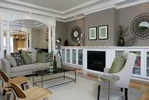 Luxe Living Areas / by R C