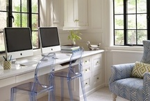 Home Office. / by R C