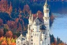 Fairyland Bavaria- pearl of Germany / I do live where others take their holiday :-) / by thaitraveller77