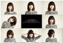 Photography Poses - Headshots / Portraits Female / Headshots  and portrait photography / by Nathalie