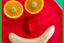 Fun and Healthy Kids Snack Ideas- Natalie Jill Fitness / Kids. Fun. Snacks .... and happiness :)  / by Natalie Jill Fitness