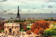 Paris  / by Carolina de Heine