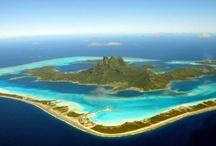 Beautiful Places in Oceania / by Carolina de Heine