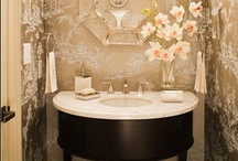 Bathrooms / by Maggie Allen