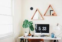 workspace / by Kelsey Loewen