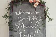 celebrate / by Kelsey Loewen