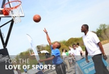 For the Love of Sports / by Allstate Insurance