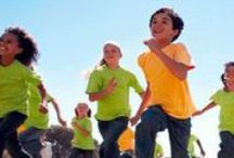 Get Active! / Ideas for getting kids moving / by K12