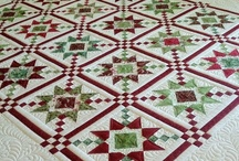 Christmas quilts / by Jane Reeves