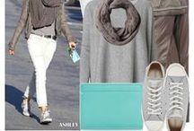Celeb Fashion / by Anna Chang