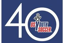 US Youth Soccer is... / Learn more about US Youth Soccer - the largest youth sports organization in the country - and its various programs. / by US Youth Soccer
