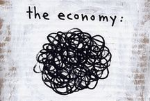 To Teach Economics. / Teaching and content for Micro and Macro Economics. 12th Grade. / by Krista Burkhart
