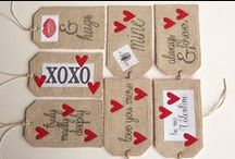Tag--You're It! / I love tags! / by Hen & Chicks Studio