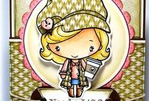 Cards I love / by Lena Nunn