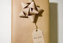 Gift Giving Ideas / by Cherie Cavallaro
