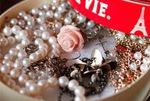 Vintage Jewelry  / All things vintage and sparkly from retro to deco  / by Hillary Jeanne