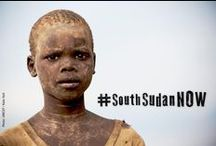 #SouthSudanNow #ChildrenOfGaza #ChildrenofSyria / Supporting the children of South Sudan, Gaza and Syria. Too many children in South Sudan, Gaza and Syria have lived with fear and desperation, this must end. / by UNICEF Moçambique