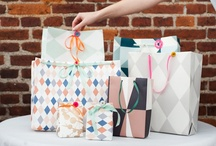 Gift Wrapping / by Hillary Jeanne