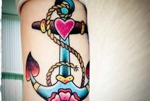 Tattoos/piercings (: / by Taylor Jernigan