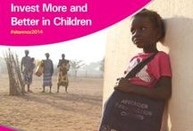 #SitanMoz2014 /  UNICEF Mozambique's  Situation Analysis of Children in Mozambique 2014 / by UNICEF Moçambique