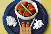 fun snacks and lunch / by Betty Farnsworth
