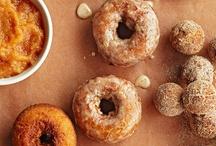 doughnuts / by Franziska Widmar