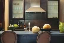Kitchens / Nothing better in a home than a fabulous kitchen ! Gorgeous granite, good gadgets, and great food and conversation. / by Lisa Sullivan