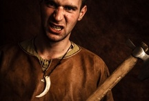 Reenactment / Interesting stuff related to (mostly) Viking period re-enactment. / by Kira Hagen