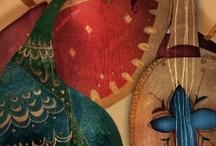 Indian Art / by Vassia Alaykova
