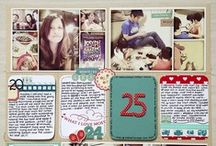 Project Life & Memory Keeping / We love preserving memories with Project Life and other scrapbooking methods. / by Charms To Treasure