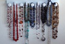 Jewelry Organizers / by Charms To Treasure