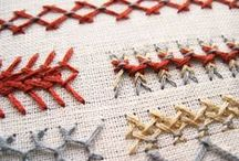 Crafts - Sewing & Embroidery / by Kira Hagen