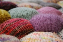 Knits-Inspiration and tutorials / by Clara Alexander-Fennell