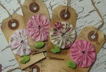 Shipping Tags / by Conni Kinzler