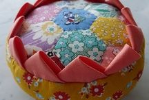 Pin Cushions / by Conni Kinzler