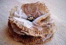 Burlap Goodness / by Conni Kinzler