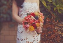 wedding whims | blooms / Flowers / by anna