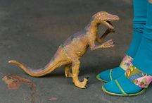 Things I Love | dinosaurs / should've been a Paeleontologist / by anna