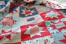 Quilt Inspiration / by Conni Kinzler