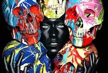 Dope Skulls / by AWAKEnyc™ 2012