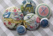 buttons / by sea-angels by lynn barron