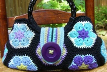 Crochet Purses/Tote Bags / by Catherine Rifkin