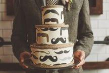 grooms cakes / by Missy Valderrama