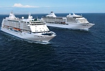 Luxury Cruises / by Montrose Travel ~ Your Travel Experts ~