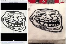 Crochet graphs & ideas / by Kim Dodd