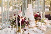 Cake Tables / by Missy Valderrama
