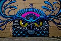 Graffiti & Street Art / by Cintia Corrales