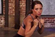 Exercise Kickboxing  / by Amelia Petrikas
