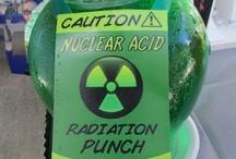 Halloween: Radiation / by Melody Recktenwald